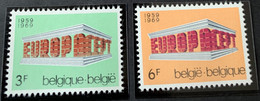 1969 - Europa - Postfris/Mint - Unused Stamps