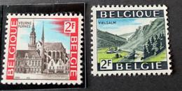 1969 - Toeristische Zegels - Postfris/Mint - Unused Stamps