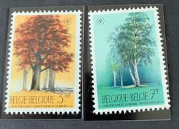 1970 - Europees Jaar Van De Natuurbescherming  - Postfris/Mint - Unused Stamps