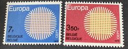 1970 - Europa  - Postfris/Mint - Unused Stamps
