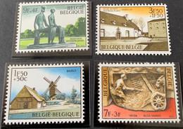1970 - Culturele Uitgifte  - Postfris/Mint - Unused Stamps