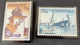 1970 - Virton En Zelzate  - Postfris/Mint - Unused Stamps
