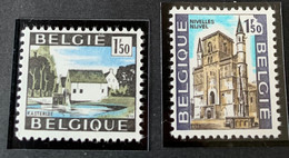 1970 - Toeristische Uitgifte  - Postfris/Mint - Unused Stamps