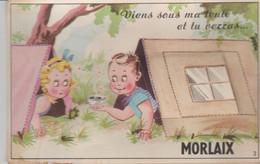 29 MORLAIX ( Viens Sous Ma Tente Tu Verras ) - Met Mechanische Systemen
