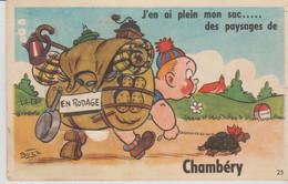 73 .CHAMBERY ( . J En Ai Plein Mon Sac Des Paysages De  ) ) - Met Mechanische Systemen