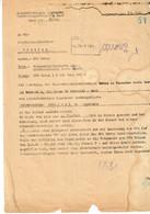 GG: Ostbahn: Legionowo Nach Stettin, Personalrückgabe Wegen Rückzug 18.7.44 - Occupation 1938-45
