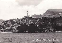 Pantelleria - Faro Punta Spadillo Viaggiata - Trapani