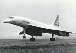 AEROSPATIALE - BAC CONCORDE - F-BVFA  -   AIR FRANCE - 1946-....: Modern Tijdperk