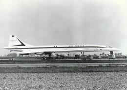 AEROSPATIALE - BAC CONCORDE -   F-WTSB - 1946-....: Modern Tijdperk