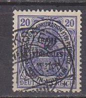 M6462 - ALLENSTEIN Yv N°19 - Coordination Sectors