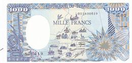 Billet Neuf De  1000 Francs - Etats D'afrique  Centrale - Tchad  1985 - G 02 -  800619 - - Chad