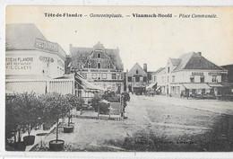Vlaamsch-Hoofd : Gemeenteplaats     JE VENDS MA COLLECTION PRIX SYMPAS REGARDEZ MES OFFRES - Unclassified