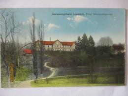 Genesungsheim Luppach, Post Werenzhausen, Feldlazarett 1915 (68090) - Guerra 1914-18