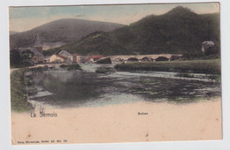 LA SEMOIS  BOHAN - Vresse-sur-Semois