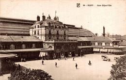 21 DIJON  Gare Dijon Ville - Dijon