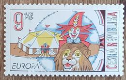 Tchéquie - YT N°301 - EUROPA / Le Cirque - 2002 - Neuf - Nuevos