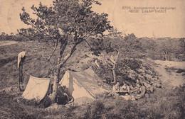 KALMTHOUT / HEIDE / KAMPEERCLUB IN DE DUINEN  1924 - Kalmthout