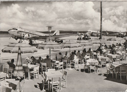 AK Flughafen Nürnberg 1959 - Aerodromes
