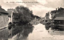 21 DIJON   L'Ouche Près Du Pont De 1er Mai - Dijon