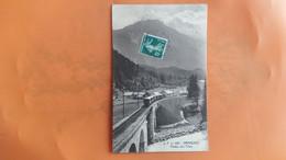 Chamonix - Viaduc Des Tines - Chamonix-Mont-Blanc