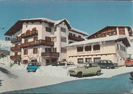 Italien - Dolomiten - 39030 San Cassiano - Pension Vajolet - Cars - Renault R4 + R5 - Mercedes - Fiat - Bolzano
