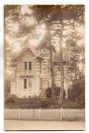 1455, Gironde, Arcachon, Carte Photo, Villa Mitidja, 62 Boulevard Deganne, Pelurages Important Mais Superficiel Au Dos V - Arcachon