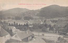 68 - LIEPVRE / LE HAUT DU VILLAGE - Lièpvre