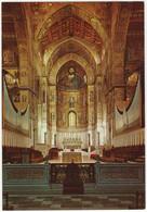 Monreale - Interno Del Duomo - Il Cristo  - (Italia) - 2x ORGEL/ORGUE/ORGAN - Palermo