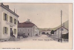 Travers - Rue Des Moulins     (P-307-01006) - NE Neuchatel