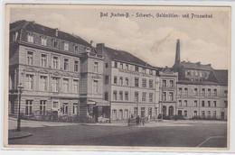 70172 Ak Bad Aachen Schwert-, Goldmühlen- Und Prinzenbad 1935 - Sin Clasificación