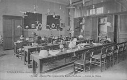 H1203 - PARIS - Ecole Professionnelle Emile Dubois - Atelier De Modes - School