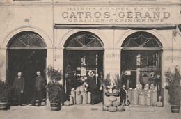 Bordeaux, Maison Catros-Gérand, Grainier-pépiniériste - Bordeaux