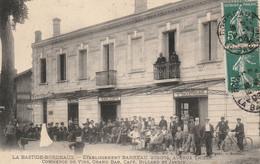 Bordeaux, étalissement Barreau, Vins, Café, Billard, 372-374 Avenue Thiers à La Bastide - Bordeaux