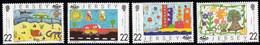 Jersey 2000 Yvertn° 923-26 *** MNH Cote 5 €  Dessins D' Enfants Kindertekeneningen - Jersey