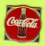 Pin's Coca-Cola Bouteille - 9Q08 - Coca-Cola