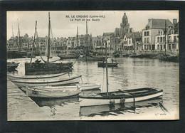 CPA - LE CROISIC - Le Port Et Les Quais - Bateaux De Pêche - Le Croisic