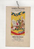 BAROMETRE  MIRACULEUX - Unclassified