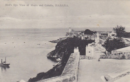 Cuba, Habana, Bird's View Of Morro And Cabana (pk78626) - Other