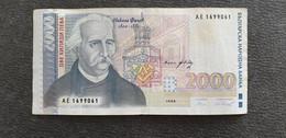 Bulgaria / Bulgarien 2000 Leva 1996  /21.04 - Bulgaria