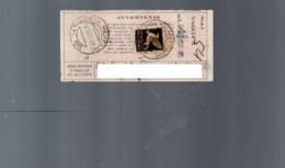 Lotto 4 Cm. 50 Imperiale Posta Aerea Su Vaglia Postale Posta Militare 85 - Italian Eastern Africa