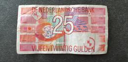 Netherlands / Niederlande 25 Gulden 1989  /21.04 - 25 Gulden