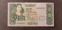 South Africa / Südafrika 10 Rand  /21.04 - South Africa