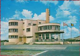 Westende Vacarsa Vakantiehuis Relais Du Lac  Sociale Architectuur In Belgie Modernisme Modernism Architecture - Westende