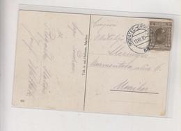 YUGOSLAVIA,1930 AMB TRAIN Cancel ROGATEC-GROBELNO Nice Postcard - Covers & Documents