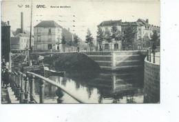 Gent Gand  Avenue Du Tolhuis ( Péniche ) - Gent