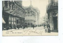Gent Gand  Rue Des Champs DVD 10964 - Gent