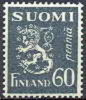Finland 1930 60p Grijs Leeuwen Type II PF-MNH-NEUF - Neufs