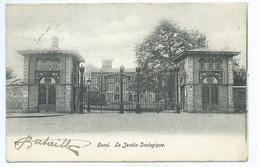 Gent Gand  Jardin Zoologique - Gent
