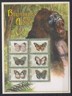 Zambia - 2000 - N° Yv. 974 à 979 - Papillons / Butterflies - Neuf Luxe ** / MNH / Postfrisch - Butterflies