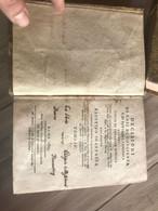 DECISIONI DI CASI DI COSCIENZA DOTTRINA CANONICA-SCARPAZZA Teologia 1803 Tomo 4 - Old Books